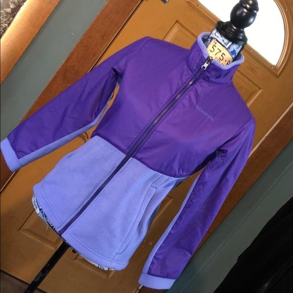Columbia Other - Girl's Columbia fleece jacket